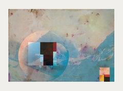L0340-Contemporary, Abstract, Modern, Pop art, Surrealist, expressionist, birds