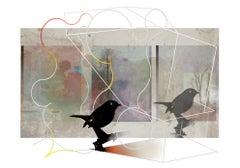 Lov 5 - Contemporary, Abstract, Pop art, Surrealist, geometric, landscape