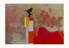 Lovers 10-Figurative, Street art, Pop art, Modern, Contemporary, Abstract