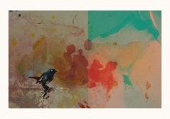 Lovers 11-Figurative, Street art, Pop art, Modern, Contemporary, Abstract