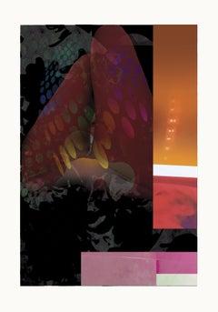 Lovers 14-Figurative, Street art, Pop art, Modern, Contemporary, Abstract