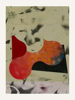 Pigment Abstract Prints