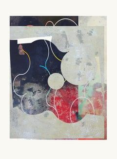 Remember 01 -Contemporary , Abstract, figurative, Pop, Modern, Geometric