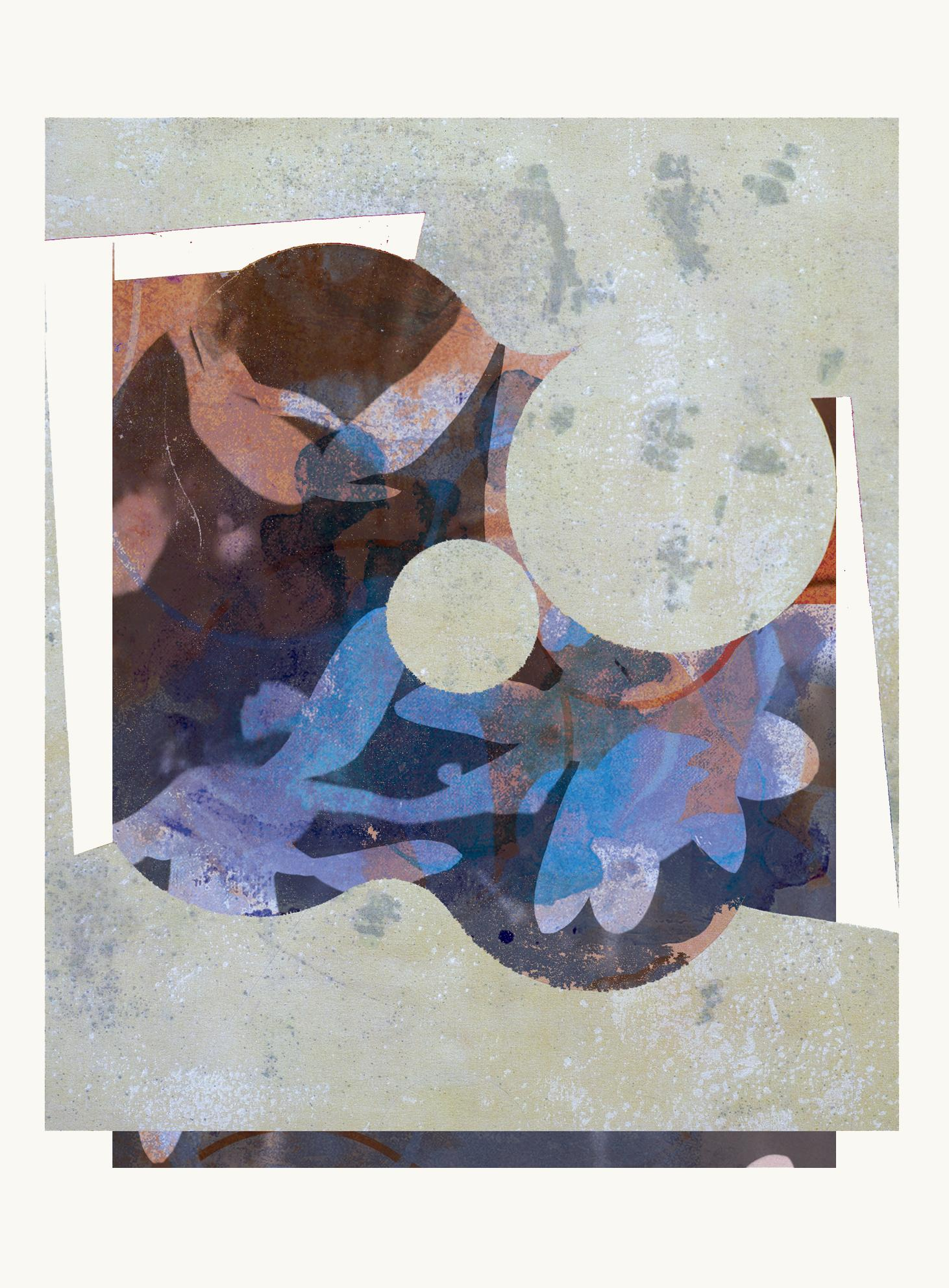 Remember 04 -Contemporary , Abstract, figurative, Pop, Modern, Geometric