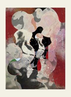 ST0046-Contemporary, Abstract Gestual, Street art, Pop art, Modern, Geometric
