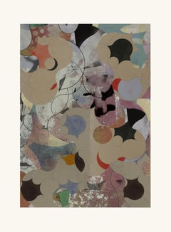 ST107A-Gestual, Street art, Pop art, Modern, Contemporary, Abstract , Geometric