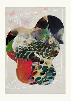 ST107H-Gestual, Street art, Pop art, Modern, Contemporary, Abstract , Geometric