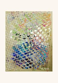 ST109-Gestual, Street art, Pop art, Modern, Contemporary, Abstract , Geometric