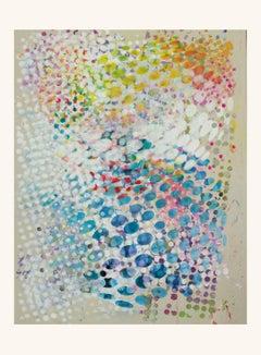 ST110-Gestual, Street art, Pop art, Modern, Contemporary, Abstract , Geometric
