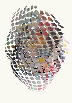ST114-Gestual, Street art, Pop art, Modern, Contemporary, Abstract , Geometric