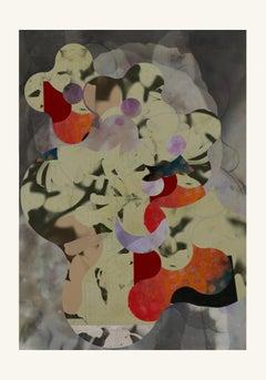 ST127-Gestual, Street art, Pop art, Modern, Contemporary, Abstract , Geometric