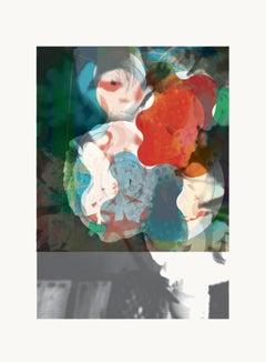 ST1a88-Contemporary , Abstract, Gestual, Street art, Pop art, Modern, Geometric