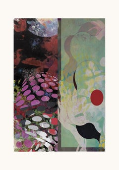 ST1AC01-Contemporary , Abstract, Gestual, Street art, Pop art, Modern, Geometric