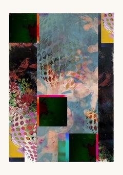 ST1AC03-Contemporary , Abstract, Gestual, Street art, Pop art, Modern, Geometric