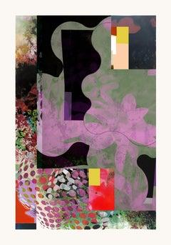 ST1AC04-Contemporary , Abstract, Gestual, Street art, Pop art, Modern, Geometric