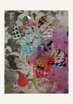 ST1AC33-Contemporary , Abstract, Gestual, Street art, Pop art, Modern, Geometric