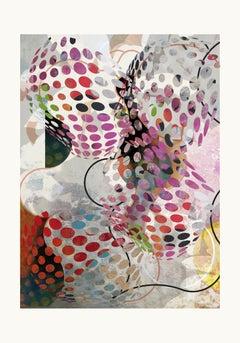 ST1AC34-Contemporary , Abstract, Gestual, Street art, Pop art, Modern, Geometric