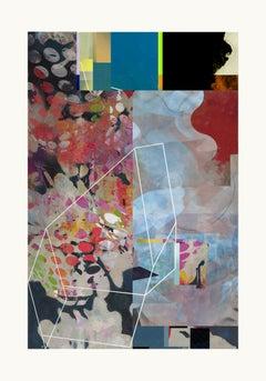 ST1AC36-Contemporary , Abstract, Gestual, Street art, Pop art, Modern, Geometric