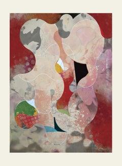 ST1As75-Contemporary , Abstract, Gestual, Street art, Pop art, Modern, Geometric