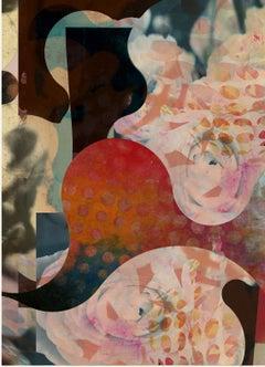 ST1B75-Contemporary , Abstract, Gestual, Street art, Pop art, Modern, Geometric