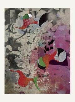ST1B77-Contemporary , Abstract, Gestual, Street art, Pop art, Modern, Geometric