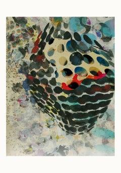 ST1b93-Contemporary , Abstract, Gestual, Street art, Pop art, Modern, Geometric