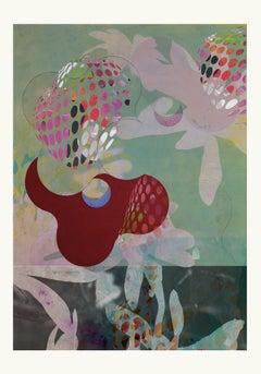 ST1BC35-Contemporary , Abstract, Gestual, Street art, Pop art, Modern, Geometric
