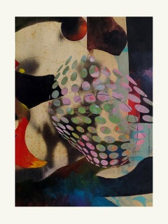 ST555-Contemporary, Abstract, Expressionism, Modern, Pop art, , Geometric