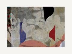 white II -Contemporary, Abstract, Modern, Pop art, Surrealist, Landscape, Nature