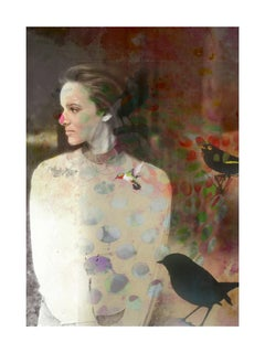 Woman  - Contemporary, Abstract, Modern, Pop art, Surrealist, Landscape