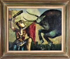Lucha Con El Toro
