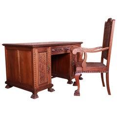 Renaissance Revival Tables