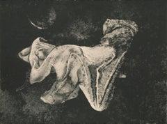 El Sueno, Lithograph by Francisco Zuniga