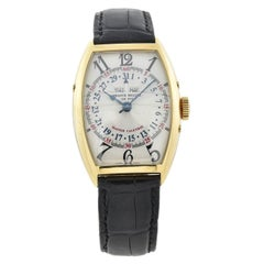 Franck Muller 18kt Master Calendar 5850 Mc Watch