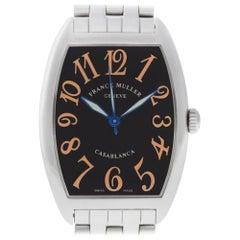 Franck Muller Casablanca 2852 Stainless Steel Auto Watch