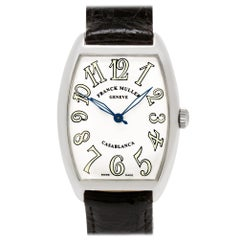 Franck Muller Casablanca 2852 WW, Case, Certified and Warranty