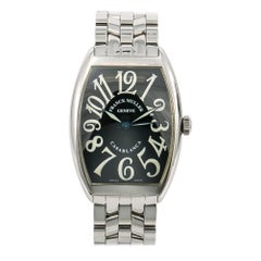 Franck Muller Casablanca 6850, White Dial, Certified and Warranty