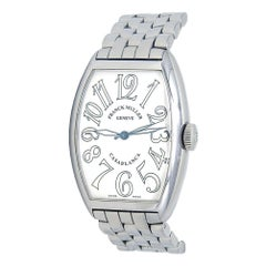 Franck Muller Casablanca Stainless Steel Automatic Men's Watch 5850
