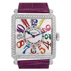 Franck Muller Color Dreams 6000 H SC DT COLDRM V D, Case