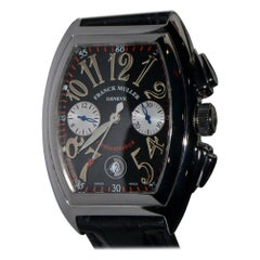 Franck Muller Conquistador 8005 CC, Certified and Warranty