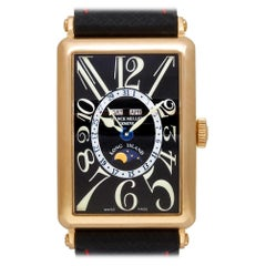 Franck Muller Long Island 1200 MC L, Black Dial, Certified