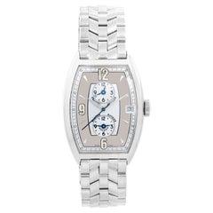 Franck Muller Master Banker White Gold Men's Watch Ref 5850 MB HV