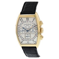 Franck Muller Master of Complication Magnum 6850 CC MC Box and Papers