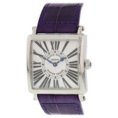Franck Muller Master Square 6002 Men's Watch Original Box and Papers