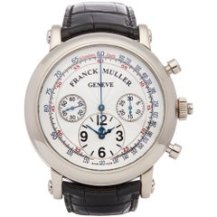 Franck Muller Round 7008CC Men's White Gold Watch