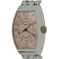 Franck Muller Stainless Steel Casablanca Automatic Wrist Watch Model 5850