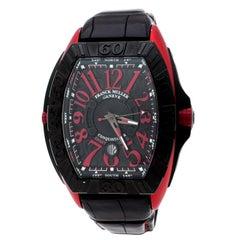 Franck Muller Titanium Conquistador  GPG 9900 SC DT GPG Men's Wristwatch 48MM