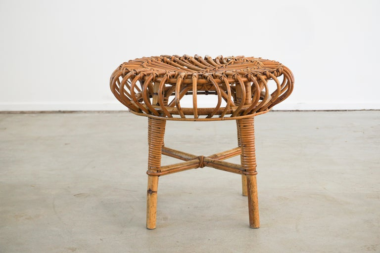 Franco Albini Attributed Stools For Sale 4