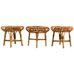 Franco Albini Attributed Stools