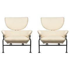Franco Albini & Franca Helg, Pair of Armchairs, Italy, circa 1960
